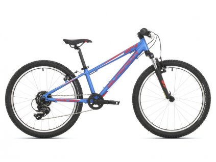 Superior Racer XC 24 SE Matte Blue/Red 2021