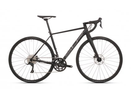 SUPERIOR X-ROAD COMP MATTE BLACK/DARK SILVER 2020