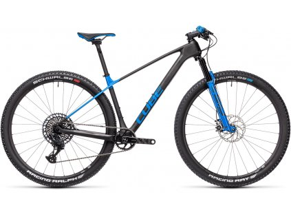 CUBE Elite C:68X Race carbon n blue 2021