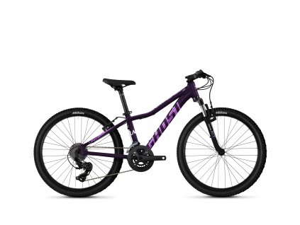 "GHOST Lanao 24"" Base Purple/White 2021"