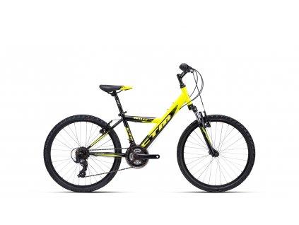 CTM Willy 2.0 Žltá/Čierna 2021
