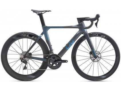 LIV ENVILIV ADVANCED PRO 2 DISC CHARCOAL/BLUE 2020