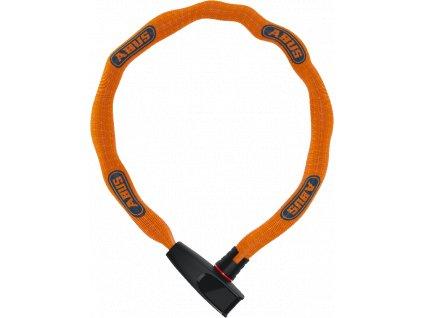 ABUS Reťazový Zámok Catena 6806K/75 Neon Orange