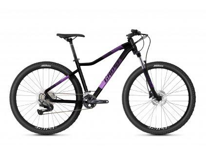 GHOST Lanao Advanced 27.5 Midnight Black/Purple 2021