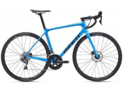 GIANT TCR ADVANCED 1 DISC PRO COMPACT BLUE/ BLACK 2020