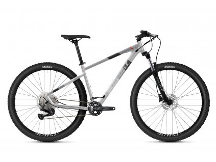GHOST Kato Advanced 27.5 Silver/Grey/Orange 2021