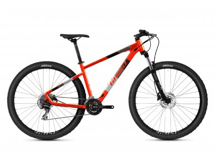 GHOST Kato Essential 29 Red Lava/Midnight Black 2021