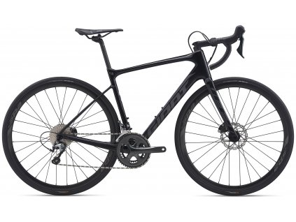GIANT DEFY ADVANCED 3 HYDRAULIC CARBON/REFLECTIVE BLACK 2020