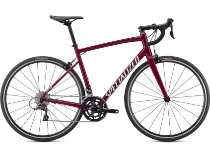 SPECIALIZED Allez Gloss Raspberry/Metallic White Silver 2021