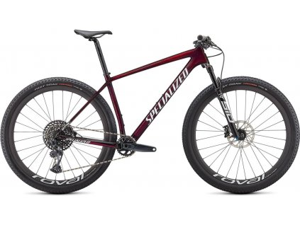 SPECIALIZED Epic Hardtail Expert Gloss Red Tint/White Ghost Pearl 2021