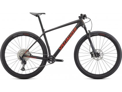 SPECIALIZED Epic Hardtail Satin Carbon/Rocket Red 2021
