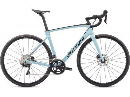 SPECIALIZED Roubaix Sport Gloss Ice Blue/Carbon/Tarmac Black  2021