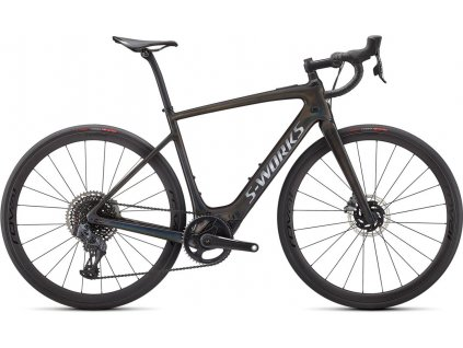 SPECIALIZED S-Works Turbo Creo SL Black Tint - Spectraflair/Satin Black/Chrome 2021