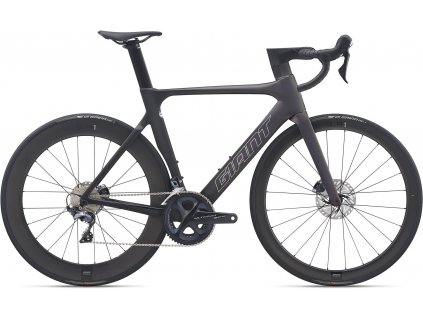 GIANT Propel Advanced Pro 1 Disc Rosewood/Carbon/Chrome/Reflective Black 2021