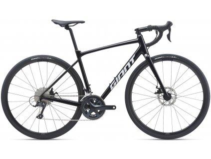 GIANT Contend AR 3 Metallic Black/Rainbow White 2021