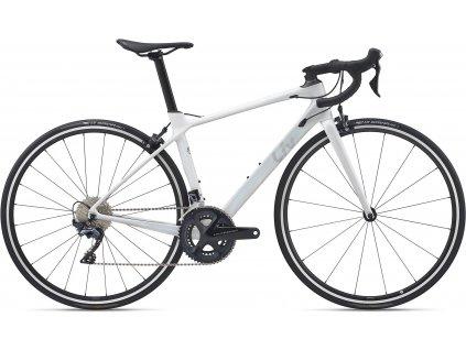 LIV Langma Advanced 1 Unicorn White/Rainbow Silver 2021