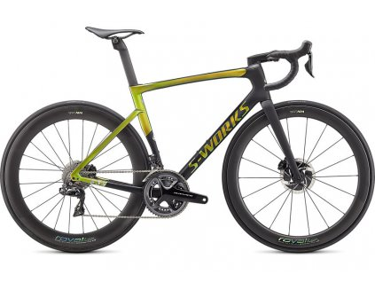 SPECIALIZED S-Works Tarmac SL7 - Sagan Collection Decon Green/Yellow 2021