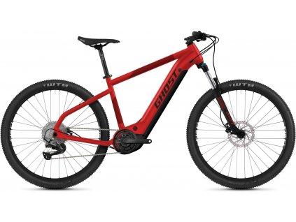 GHOST E-Teru Universal 27.5 - Red/Dark Red/Black 2021