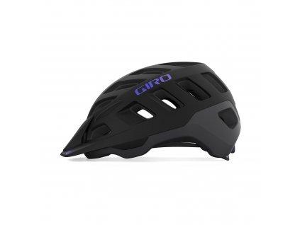 GIRO Radix W Mat Black/Electric Purple