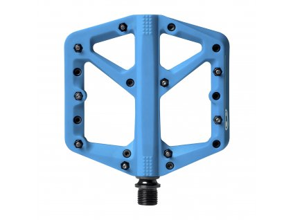 Pedále CRANKBROTHERS Stamp 1 Large Blue