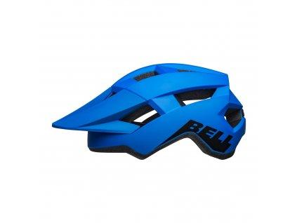 BELL Spark Mat/Glos Blue/Black