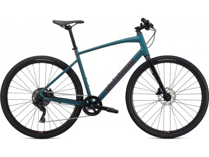 SPECIALIZED Sirrus X 2.0 Dusty Turquoise/Black/Rocket Red
