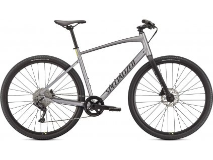 SPECIALIZED Sirrus X 3.0 Gloss Flake Silver/Ice Yellow/Satin Black Reflective