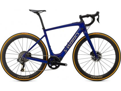 SPECIALIZED S-Works Turbo Creo SL Founders Edition Spectral Blue Brushed Gold 2020