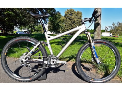 SPECIALIZED S-Works Epic Silver