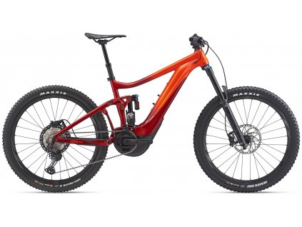 GIANT REIGN E+ 1 PRO ELECTRIC RED 2020