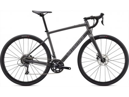 SPECIALIZED Diverge Base E5 Satin Smoke/Cool Grey/Chrome/Clean 2021