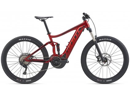 GIANT STANCE E+ 2 POWER ELECTRIC RED 2020 (Veľkosť: XL)