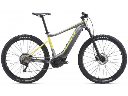 GIANT FATHOM E+ 2 PRO 29 SPACE GREY/ACID YELLOW 2020