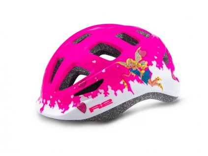 R2 Bunny Pink/White Glossy