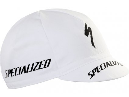 SPECIALIZED Cotton Cycling Cap White