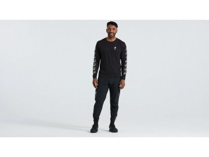 SPECIALIZED Special Eyes Tee Long Sleeve Black