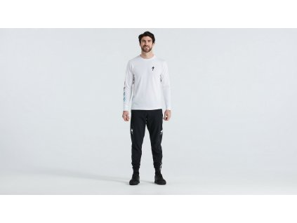SPECIALIZED Special Eyes Tee Long Sleeve White