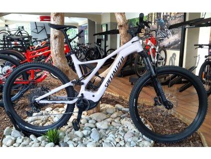 SPECIALIZED Turbo Levo Clay Black Flake Silver Test Bike 2021