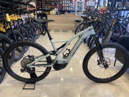 SPECIALIZED Turbo Levo Comp Spruce/Tarmac Black Test Bike 2021