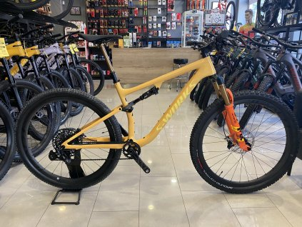 SPECIALIZED S-Works Epic Evo Gloss Brassy Yellow/Sunset Yellow 2021