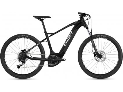 GHOST HYBRIDE HTX 2.7+ JET BLACK/STAR WHITE 2020