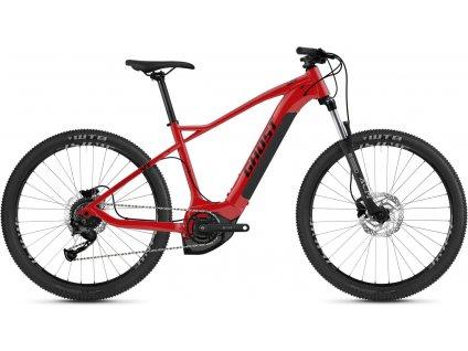 GHOST HYBRIDE HTX 2.7+ RIOT RED/JET BLACK 2020 (Veľkosť: XL)