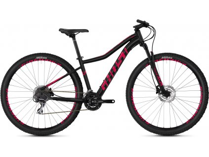 GHOST LANAO 3.9 JET BLACK/RUBY PINK 2020