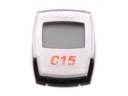 Cyklopočítač VDO Cytec C15