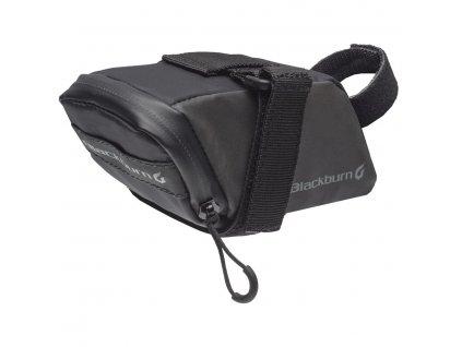 BLACKBURN GRID SMALL SEAT BAG BLACK REFLECTIVE