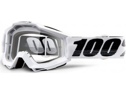 100% ACCURI Goggle Galactica - Clear Lens OKULIARE