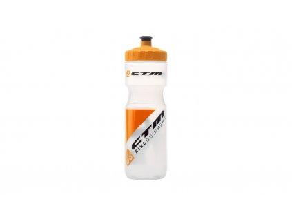 Fľaša CTM 0.8 L - Oranžová