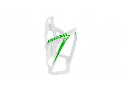 6275 2 drziak na flasky ctm x wing plastovy biela zelena