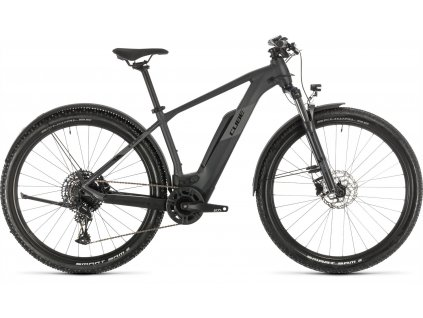 CUBE REACTION HYBRID PRO 500 ALLROAD IRIDIUM-N-BLACK 2020
