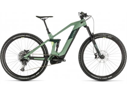 CUBE STEREO HYBRID 140 HPC RACE 625 29 GREEN-N-SHARPGREEN 2020